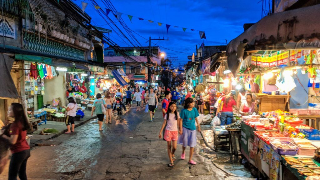 Weekend Night Market philippines